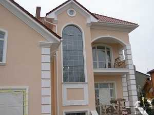 Строительство дома с отделкой в переделкино