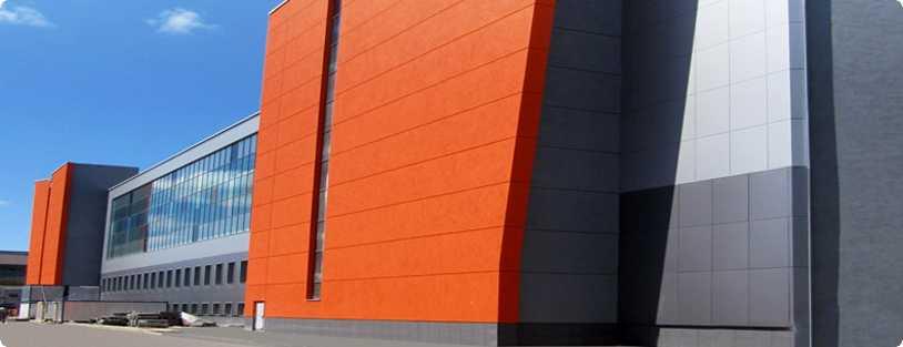 строительство вентилируемых фасадов недорого