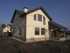 Строительство дома в Звенигороде