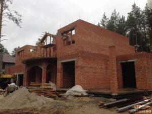 строительство кирпичных домов под ключ