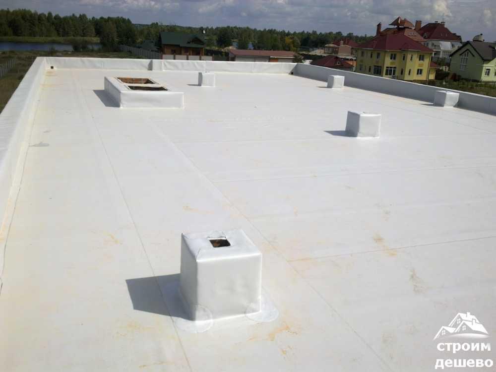 bakovka - крыша баковка