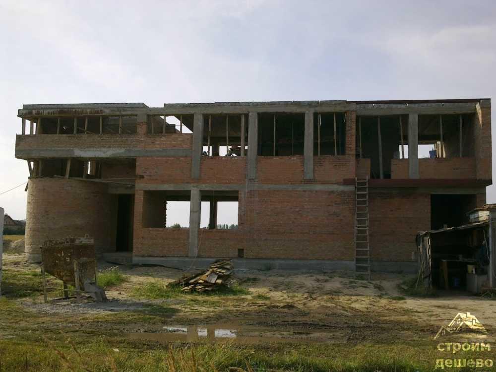 dom v bakovke20 - Построить дом в баковке20