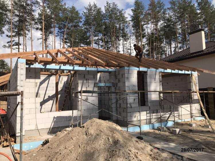 строительство домов из пеноблоков проекты и цены недорого