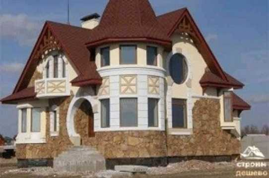 cropped dom v ermolino - Строительство домов