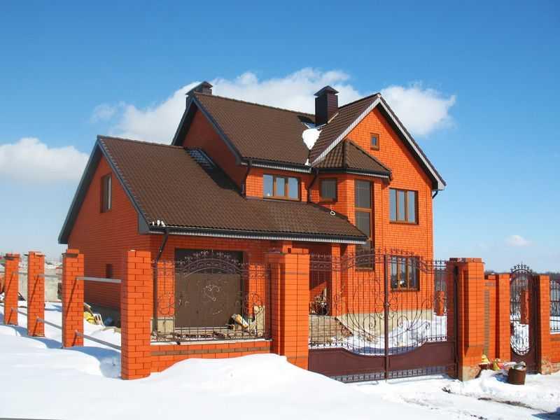 строительство домов из керамоблоков