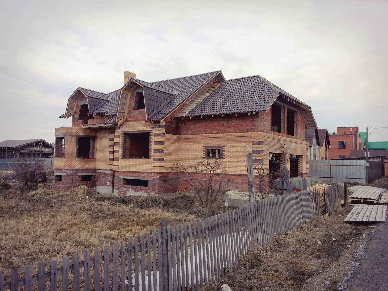 строительство двухэтажных домов