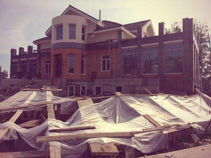 строительство трехэтажных домов