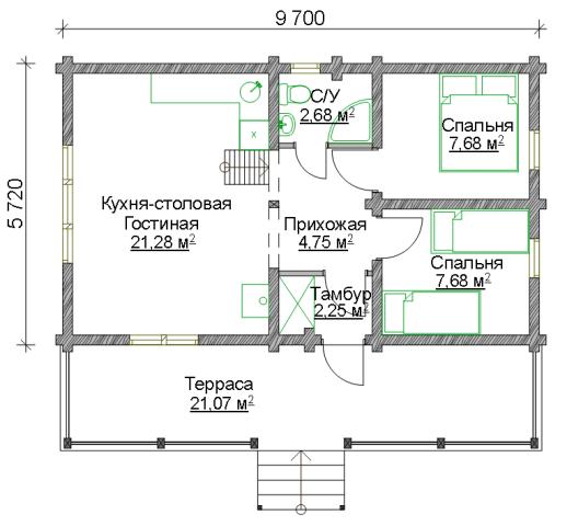 antey 1 - Земляничный