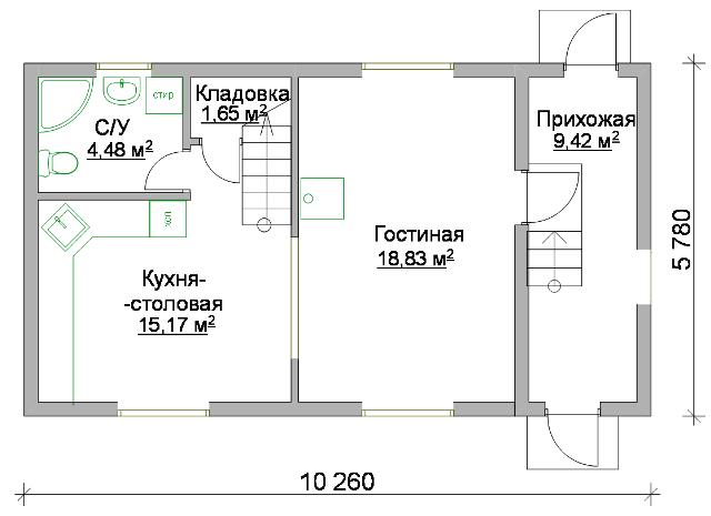 dachnyy 1 - Дачный