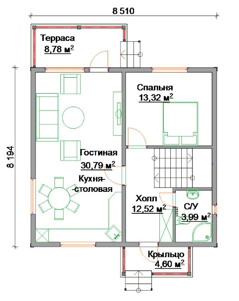 kassiopeya 1 - Созвездие Кассиопея