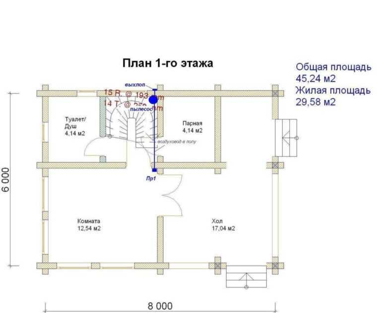 sadovyy domik 1 768x632 - Саванна